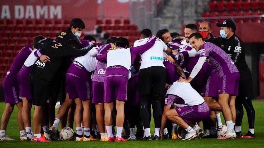 El Real Mallorca jugará tres partidos en menos de siete días