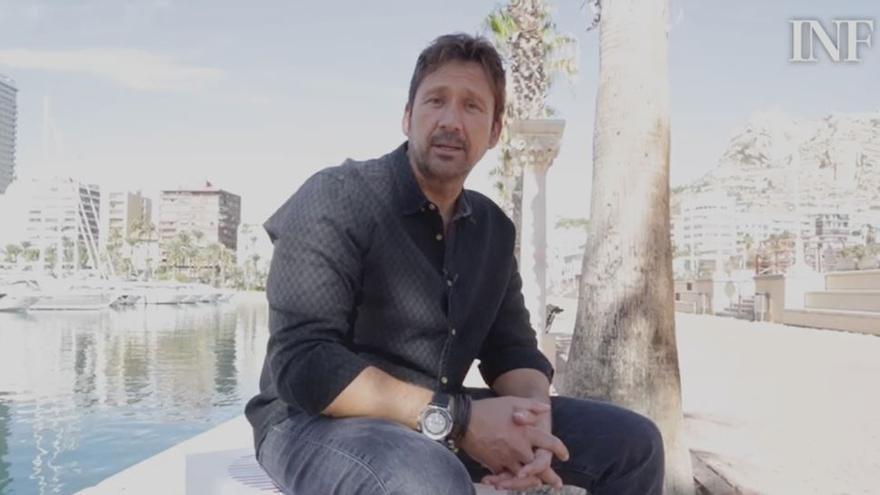 Miguel Ángel Tobías presenta su película El secreto de Ibosim en el Festival de Cine de Alicante