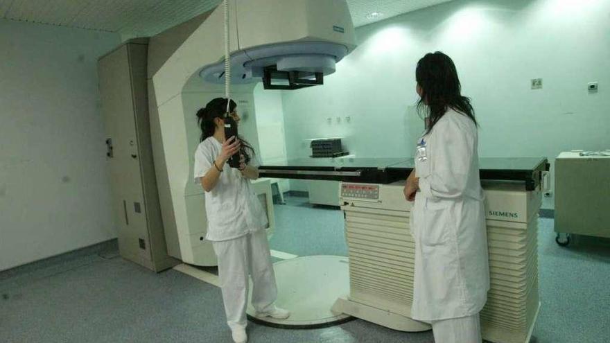 Radioterapia, una semana sin servicio por el cambio de sistema informático