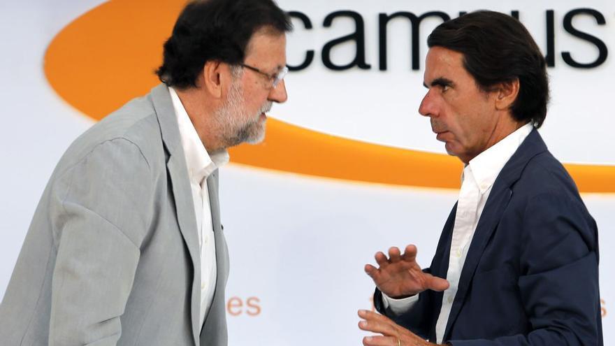 Las 4 evidencias sobre la caja b del PP que contradicen a Aznar y Rajoy