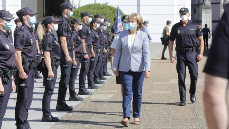 El Principado solicita 80 rastreadores al Ejército, indica la Delegada del Gobierno
