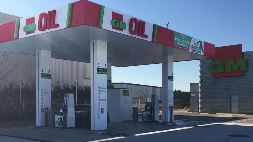 Grup Miquel inaugura la setena benzinera GMOil a Catalunya