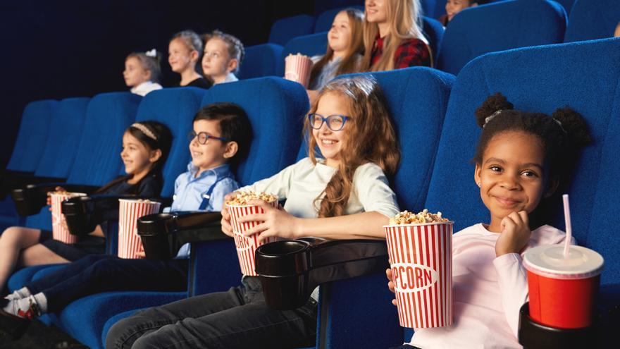 Las mejores películas para ir al cine con niños este fin de semana