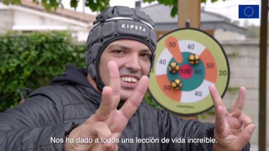 El Parlamento Europeo lanza un vídeo para destacar las dificultades de las personas con discapacidad durante la COVID-19