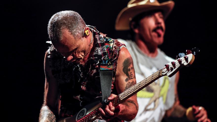 Red Hot Chili Peppers darán comienzo a su gira mundial en Sevilla en junio