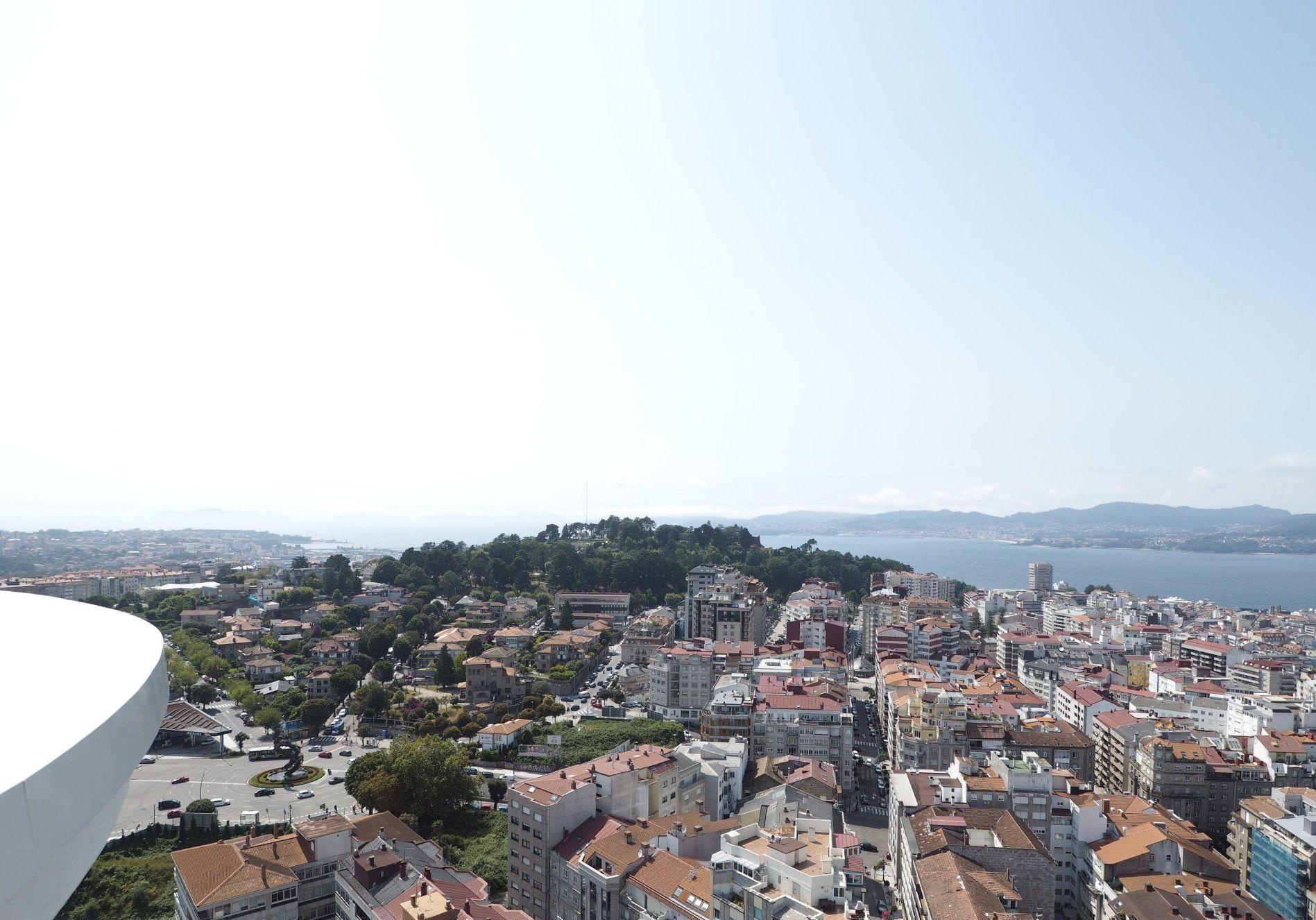 La oficina con mejores vistas de Vigo