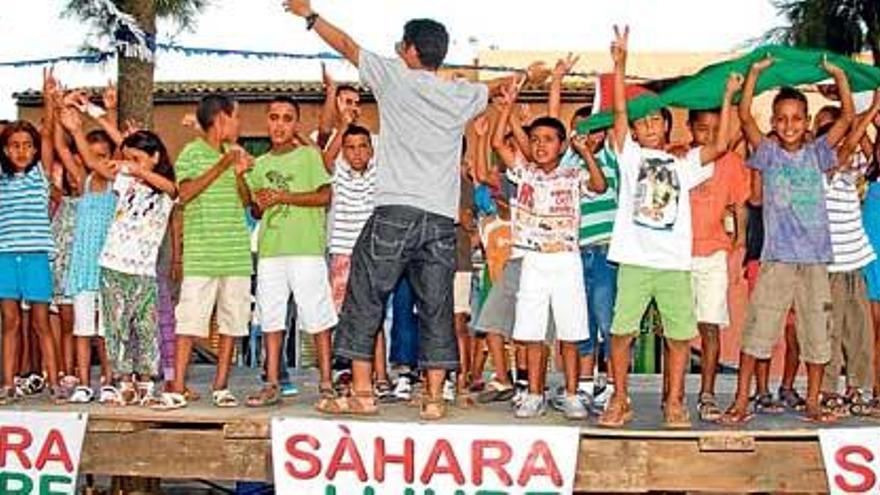 Die Fürsprecher der Westsahara auf Mallorca
