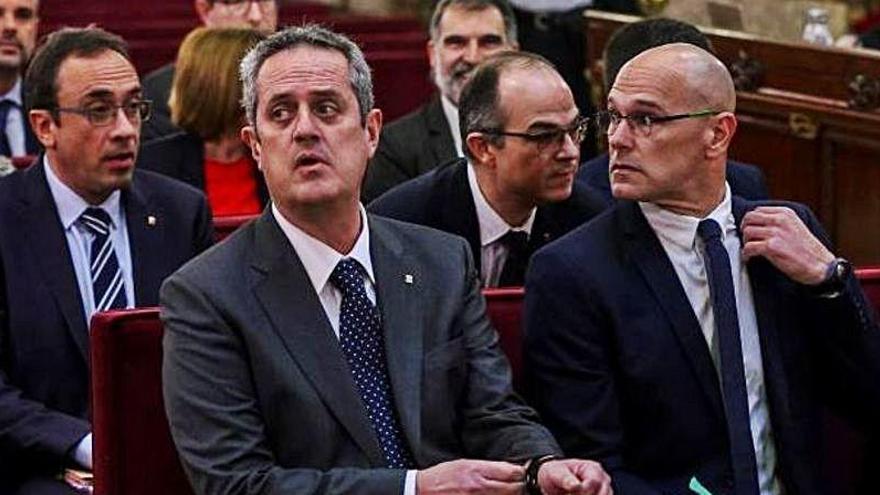El Gobierno indultará y librará de la prisión a los líderes independentistas que fueron condenados por sedición