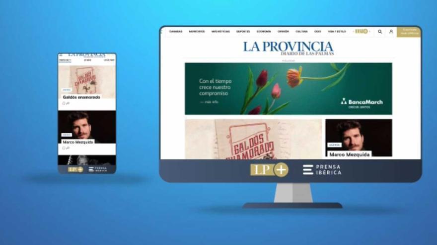 La Provincia estrena nueva web con un diseño más visual e intuitivo