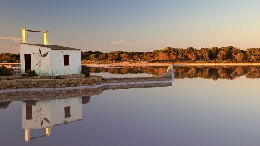 Una cocina marcada  por el mar y  el aislamiento