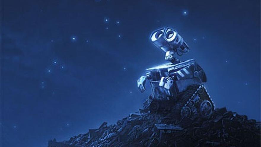 WALL·E. Batallón de limpieza