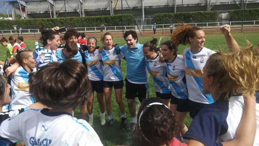 Galicia, campeona de Europa