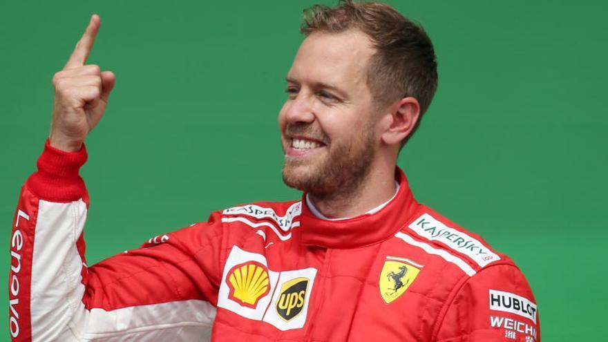 Vettel s'imposa a Canadà i recupera el liderat