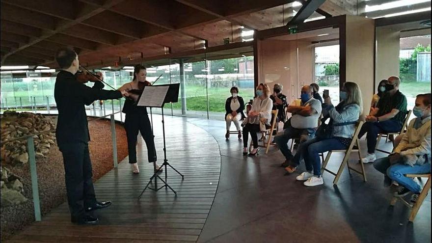 La Diputación programa varios conciertos en monumentos para promocionar el patrimonio