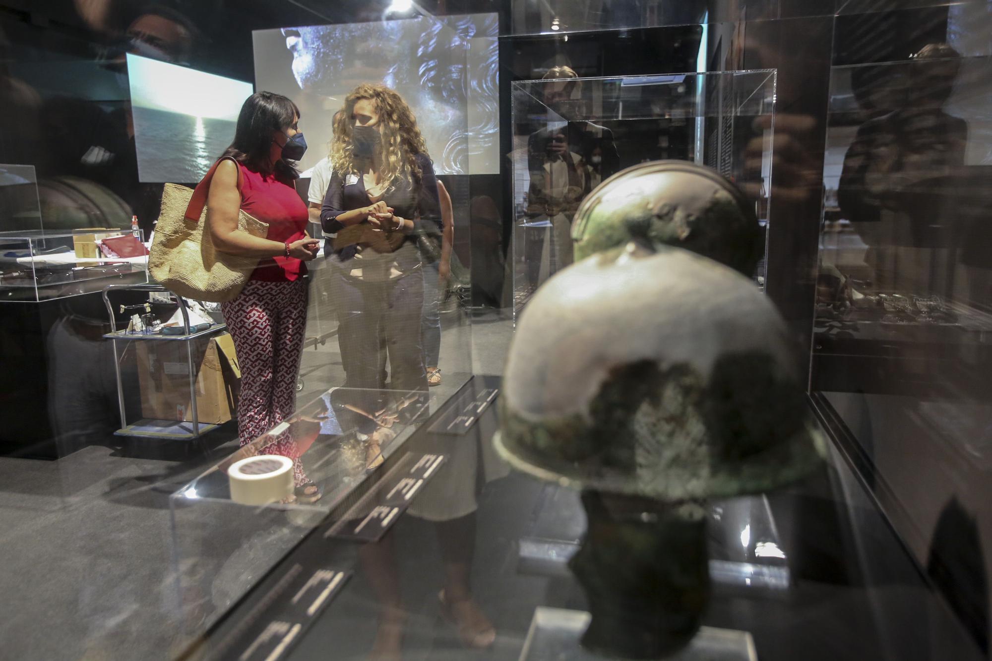 El MARQ se prepara para mostrar la herencia etrusca