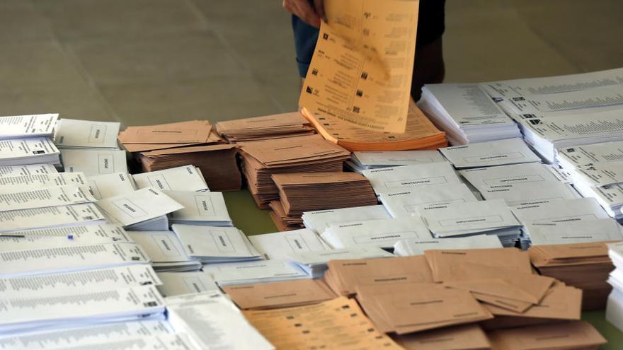 Guía básica para votar en Galicia y Euskadi este domingo