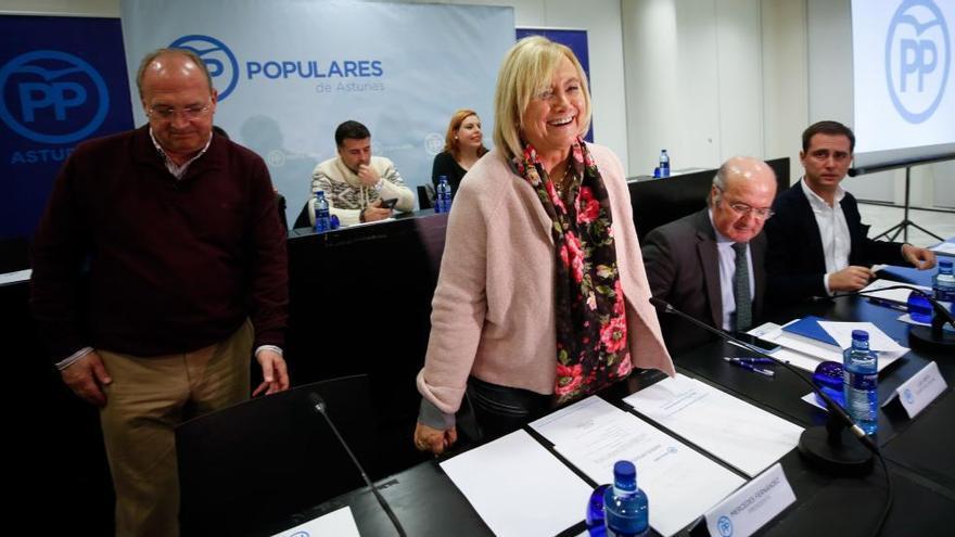 Casi 10.000 iniciativas: el balance del PP en el parlamento asturiano