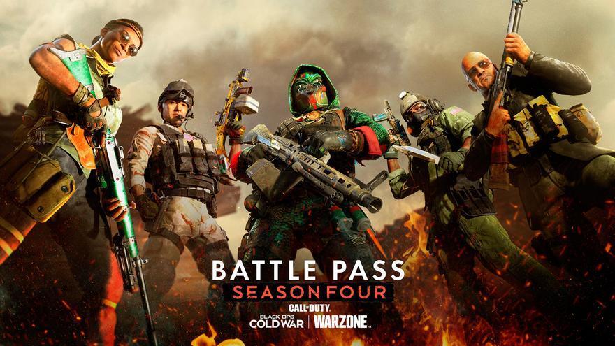 Repasamos las novedades de la Temporada 4 de 'Call of Duty Cold War'