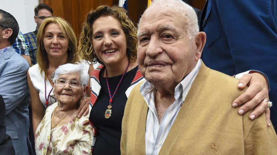 Juan Hernández Quintero fallece a los 100 años de edad
