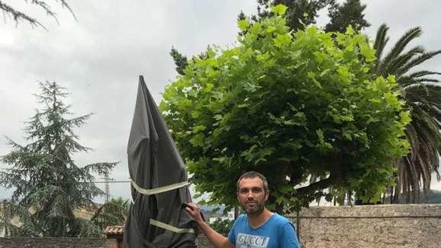 El artista José Antonio Pérez inaugura mañana su primera escultura urbana