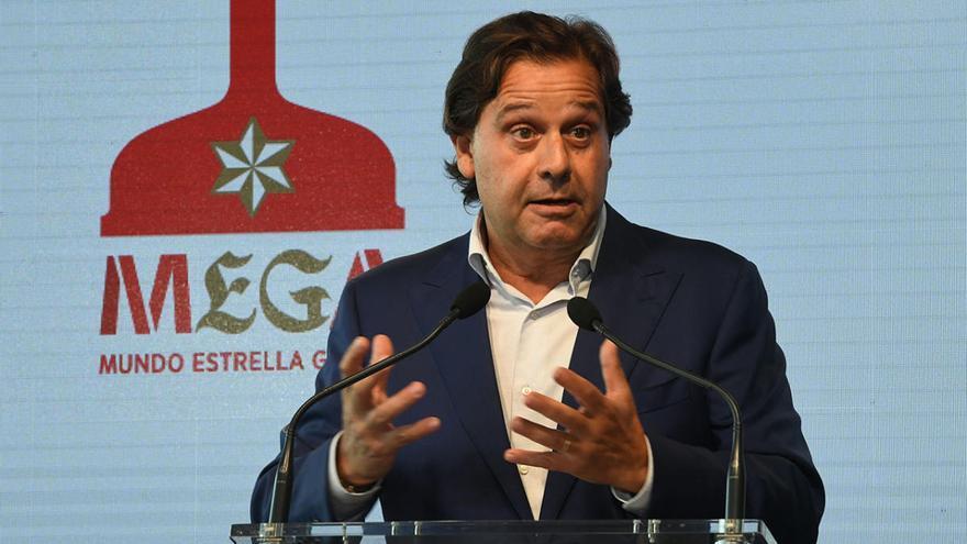 """Ignacio Rivera: """"Viene un tsunami económico y tenemos que empujar entre todos"""""""