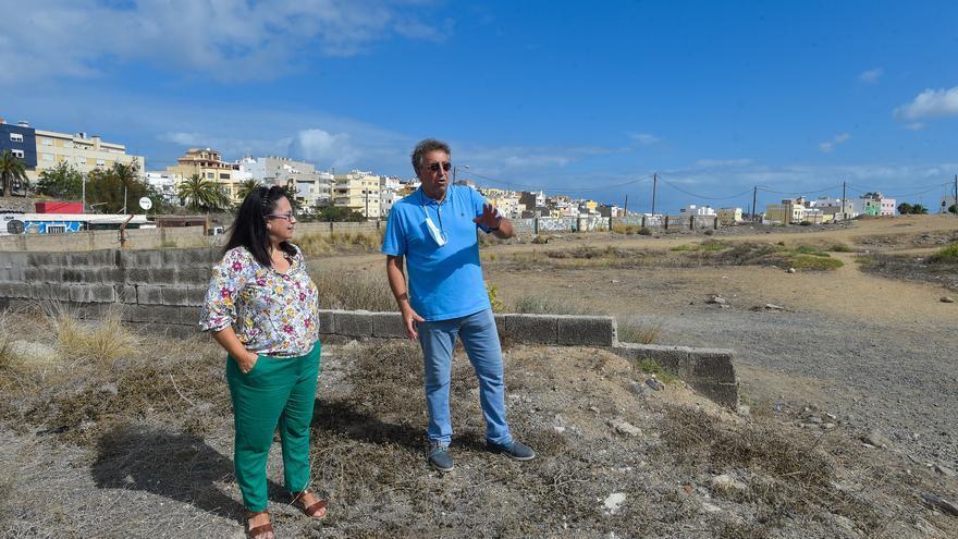 Las Torres plantea un parque en memoria de la antigua estación radiotelegráfica del barrio