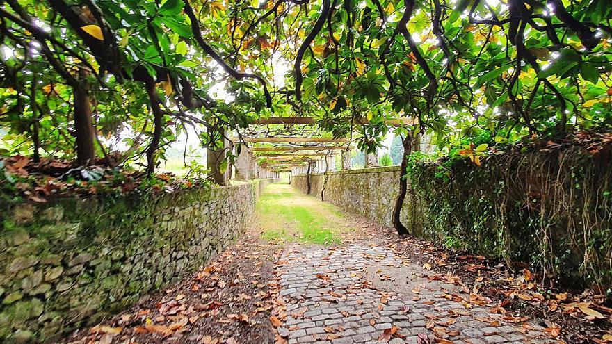 Sada abrirá los jardines de Meirás a entidades el 1 de julio y al público, el día 4 con cita previa