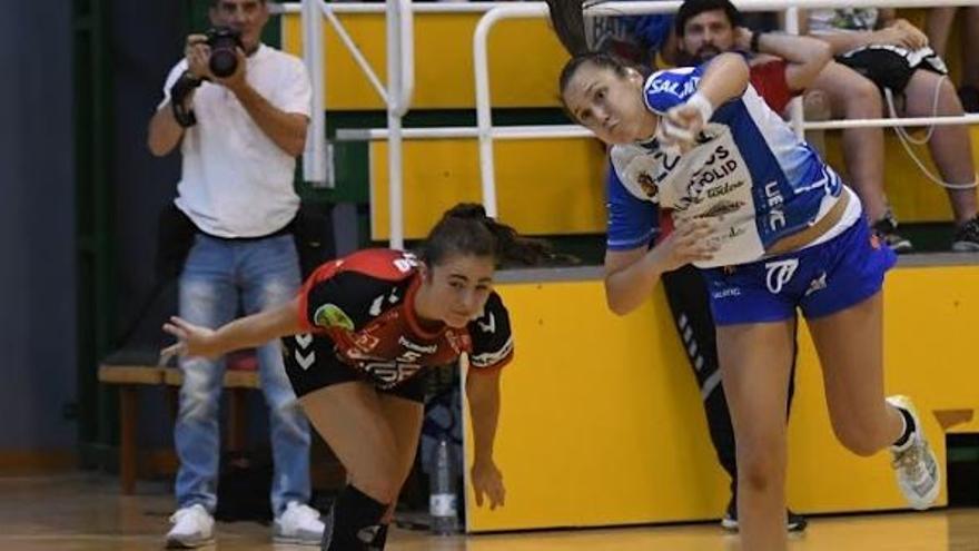 Elba Alvarez, jugadora más valiosa de la Liga Iberdrola