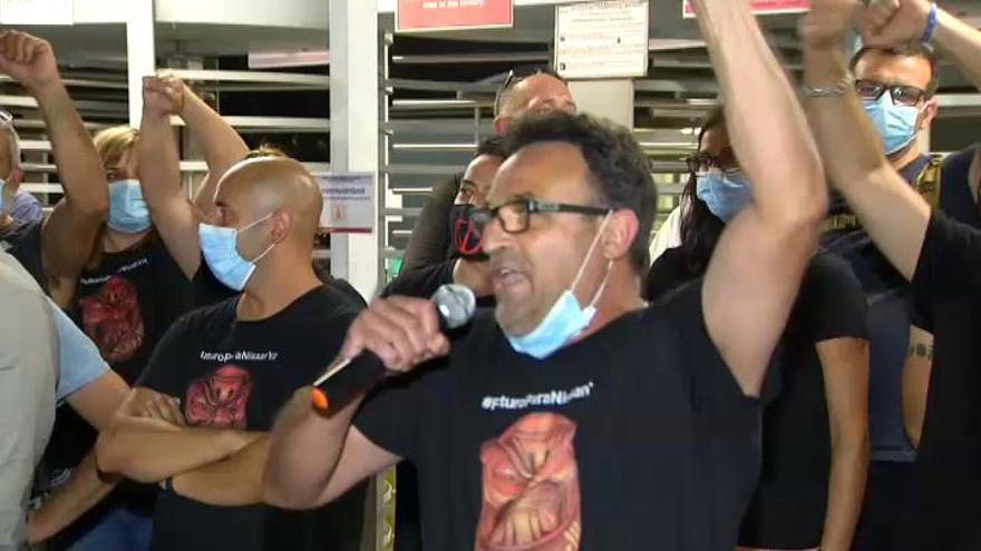 Acuerdo entre Nissan y los sindicatos para el cierre de sus plantas de Cataluña