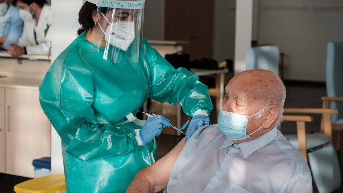 La región ya cuenta con 163.244 personas inmunizadas frente al coronavirus.
