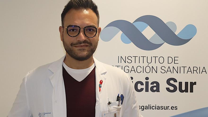 El cangués Guillermo Pousada, el mejor y más joven investigador del VIH
