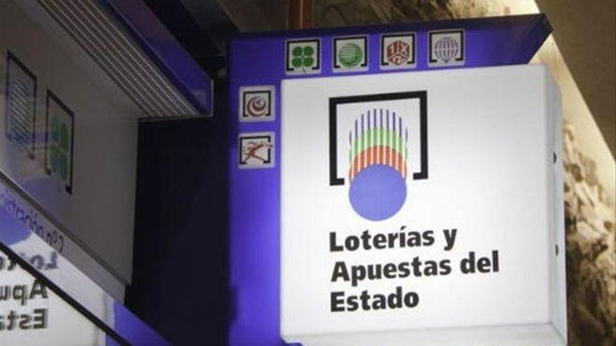 Tenerife recoge el primer premio de la Lotería Nacional