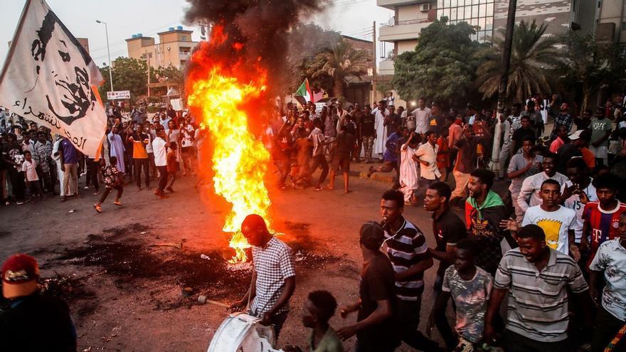 La banda musical Baiuca, a refugio en Sudán: su repatriación se demorará varios días