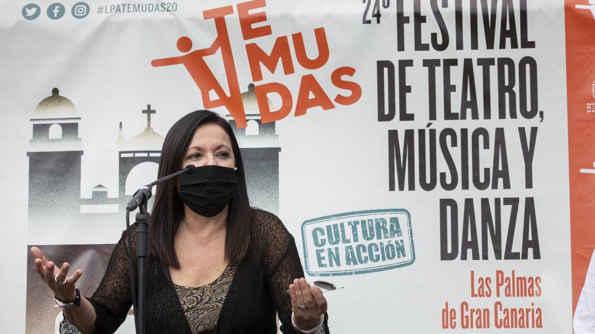 Olga Cerpa y Mestisay llevan al TEMUDAS su concierto para la ciudad «El viaje de Brandán»