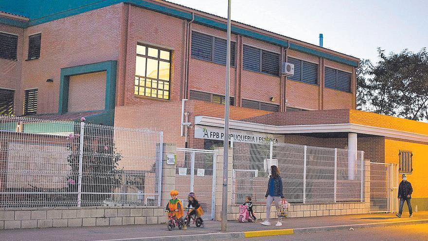 El instituto de l'Alcúdia de Crespins se independiza