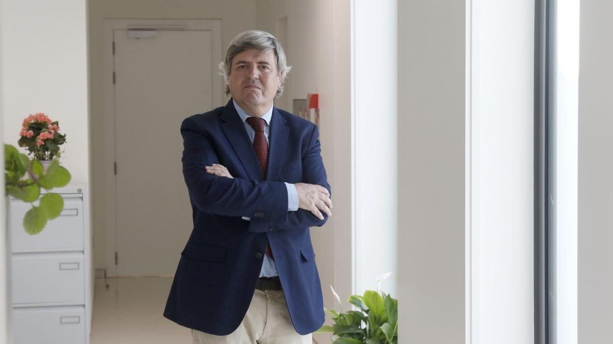 Fernando Sobrón en una imagen de archivo.