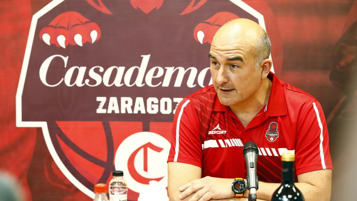 Jaume Ponsarnau, nuevo técnico del Casademont.