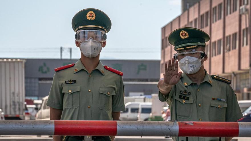 China halla virus en alimentos de Ecuador y Brasil