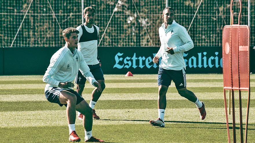 El Celta juega un amistoso en la ciudad deportiva ante el Gil Vicente