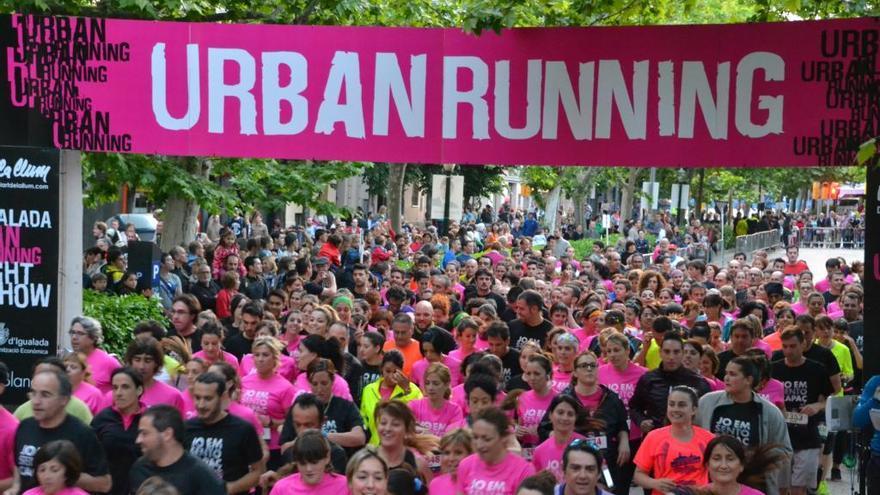ALERTA | Afectació del trànsit per la Igualada Urban Running Night Show