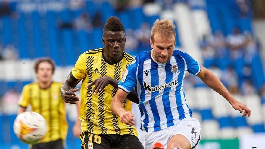 El Oviedo vuelve a empatar (1-1), la reacción no fue suficiente