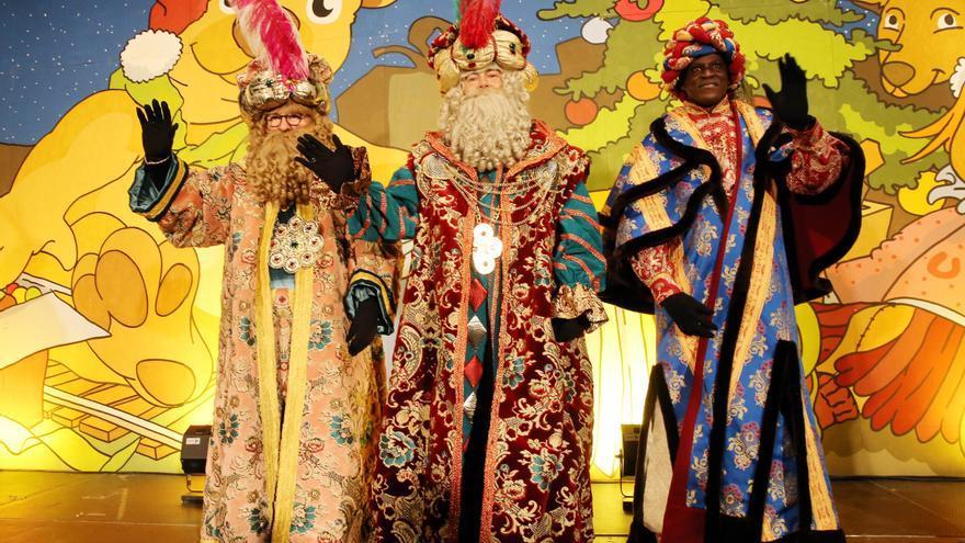Los Reyes Magos recibirán a los vigueses en grupos de cuatro convivientes