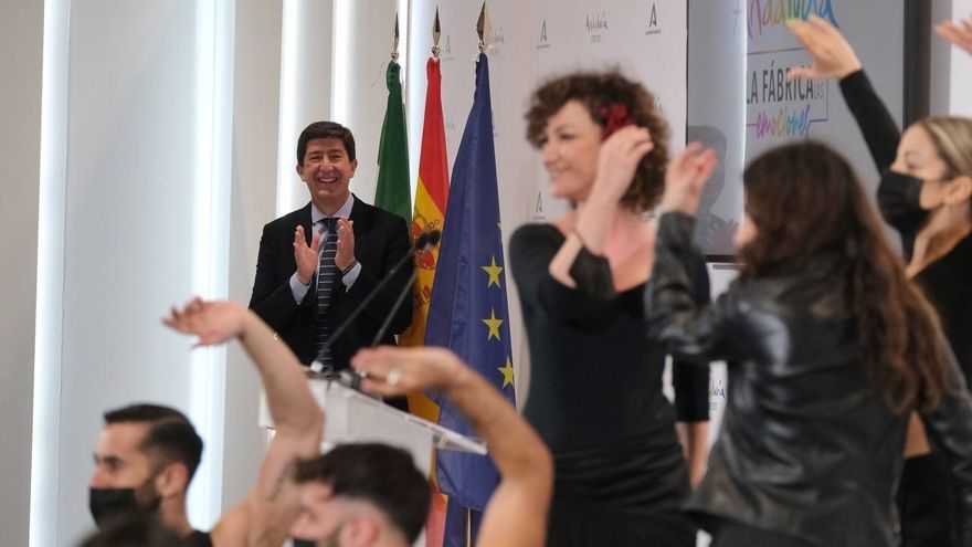Antonio Banderas será la nueva imagen de Turismo Andaluz