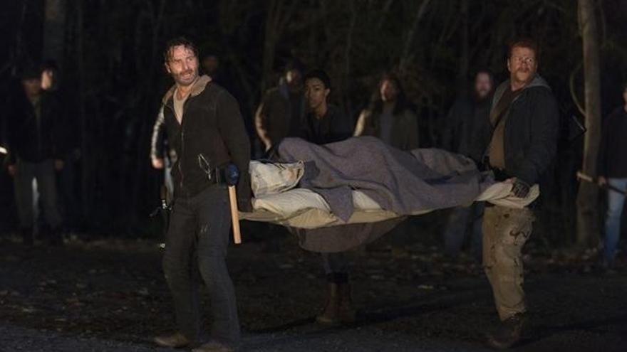 'The Walking Dead': Aquest personatge morirà abans del final