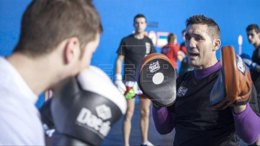 Detienen en Canarias al boxeador Poli Díaz