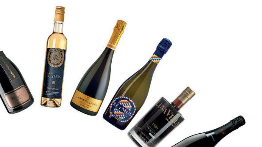 Los mejores cavas y vinos dulces valencianos