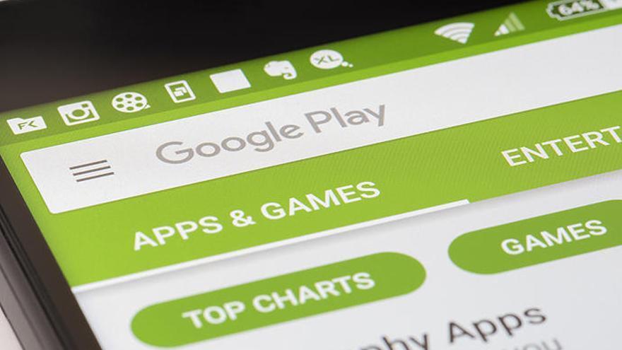 Google retira 17 apps de Google Play que desplegaban anuncios agresivos