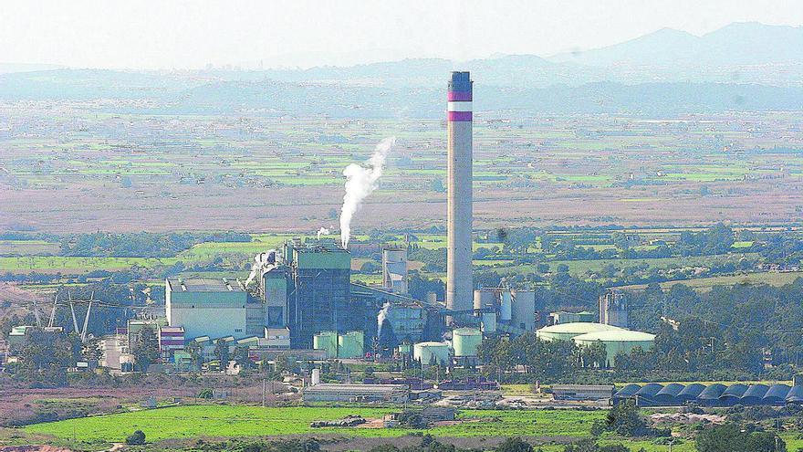 Kohlekraftwerk Es Murterar ist wieder am Netz