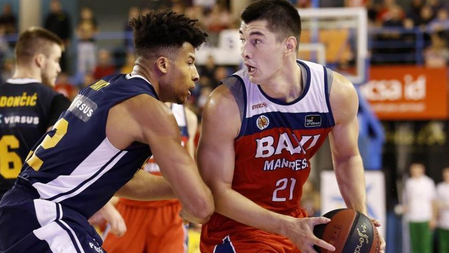 L'ACB aprova la suspensió temporal de la lliga pel coronavirus fins el 24 d'abril