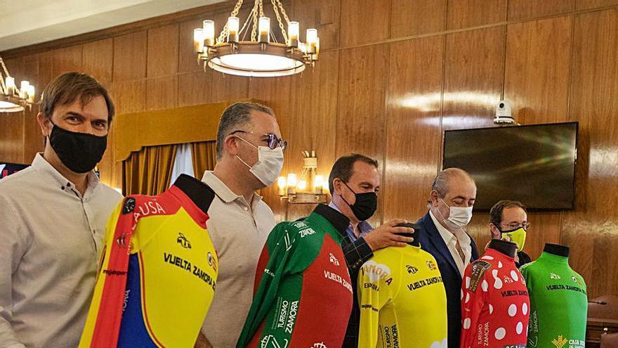 La Vuelta Ciclista a Zamora comienza en Toro el día 13